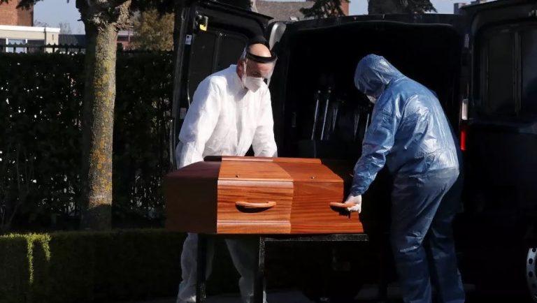 Los Ángeles: 60% de fallecidos por Covid han sido este 2021