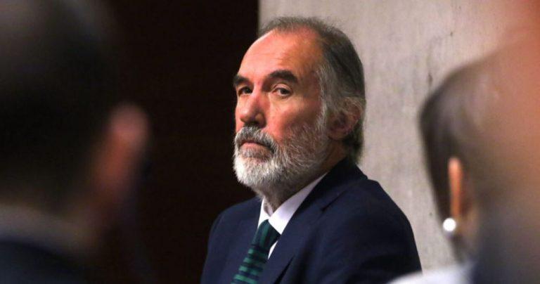 Ex senador UDI, Jaime Orpis, fue condenado a 5 años de cárcel por el caso Corpesca
