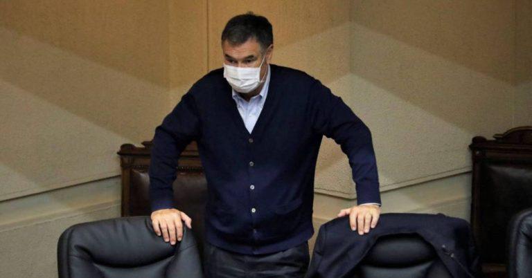 Senador Ossandón votó a favor del Tercer Retiro: «Hoy día se está pasando hambre»