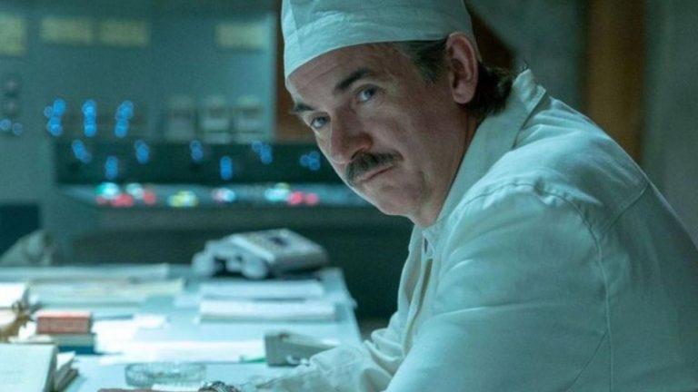 A los 54 años falleció el actor Paul Ritter, conocido por salir en la serie Chernobyl y Harry Potter