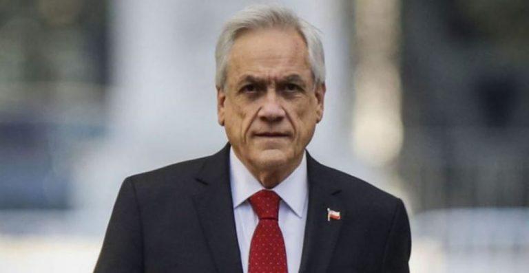Aprobación de Piñera llegó nuevamente a su nivel más bajo en el actual mandato