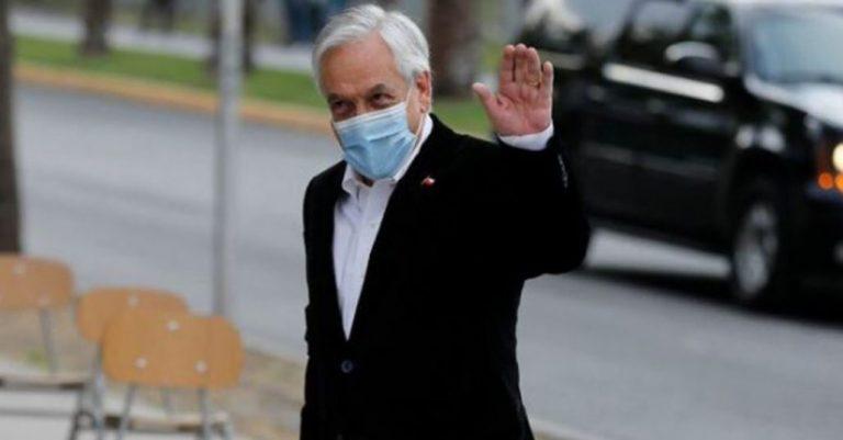 «Me invitó un vaso de agua»: dos personas intentaron llegar a la casa del presidente Piñera