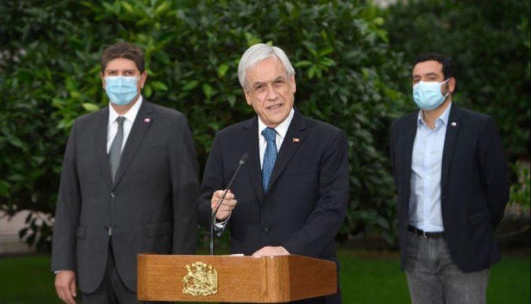 Renta Universal de 600 mil pesos: la idea que precandidatas a la presidencia le enviaron a Piñera