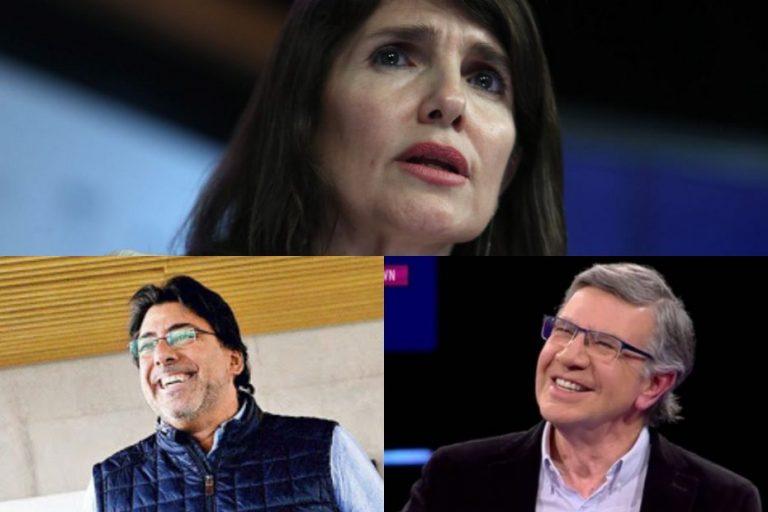 Paula Narváez se hunde en las encuestas: Jadue y Lavín siguen liderando