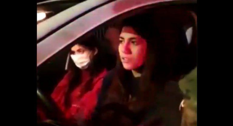 «Mucha gente lo hace»: escapó de control militar, chocó un auto y dio una insólita justificación