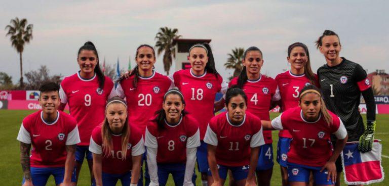 ¡Históricas!: la Roja femenina empató con Camerún y clasificó a los Juegos Olímpicos de Tokio