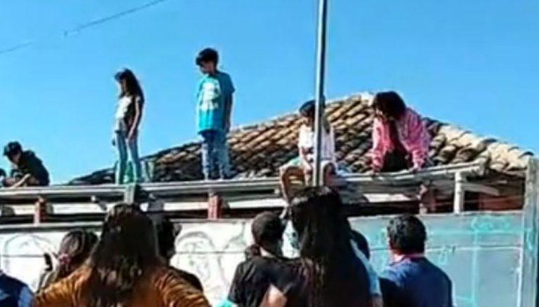 Evacuaron hogar del Sename de Rancagua tras protestas: confirman desaparición de una menor