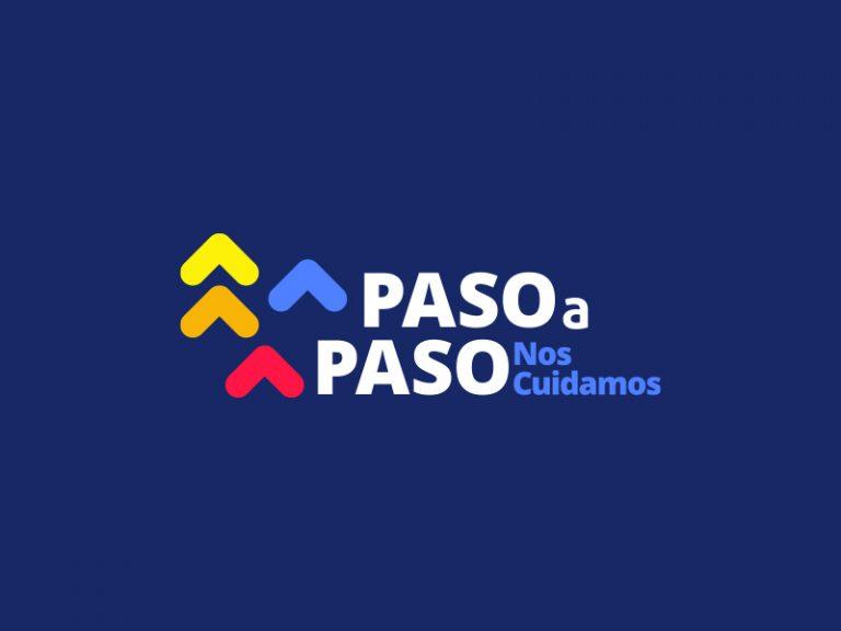 Comunas del país que presentaron cambios en el Paso a Paso