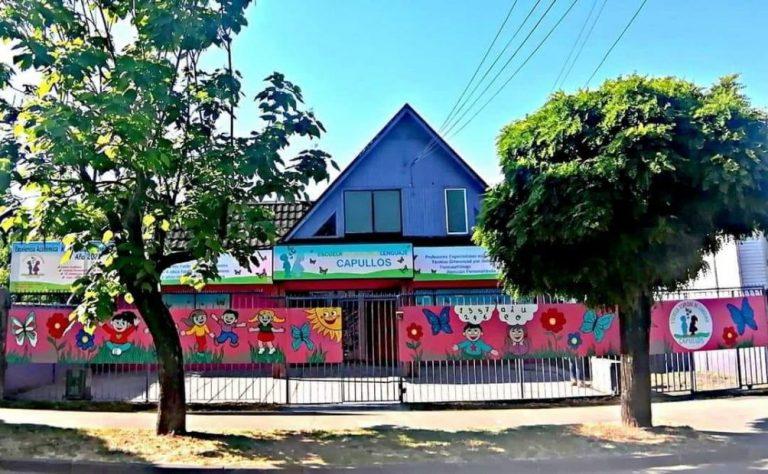 Carabineros frustró robo en Escuela de Lenguaje de Los Ángeles