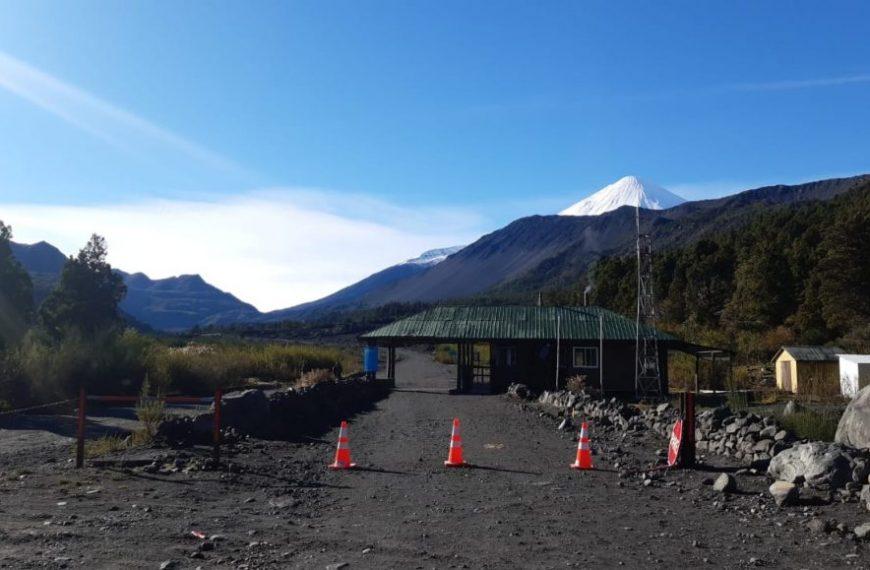 Parque Laguna del Laja reabrió al público con aforo de 150 personas
