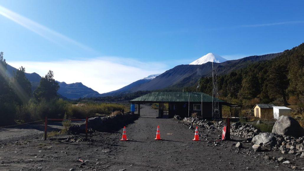 Parque nacional laguna del laja reabrió