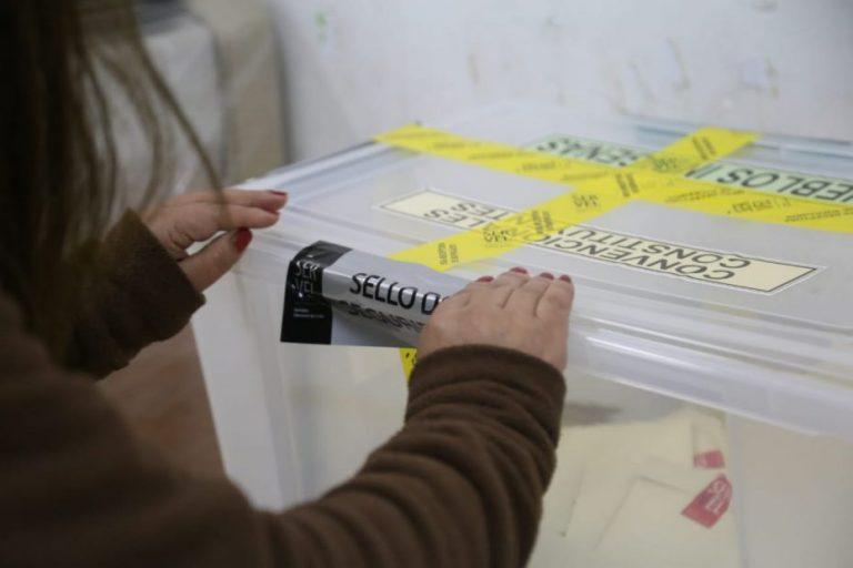 Participación electoral en la provincia de Biobío fue de 37,72%