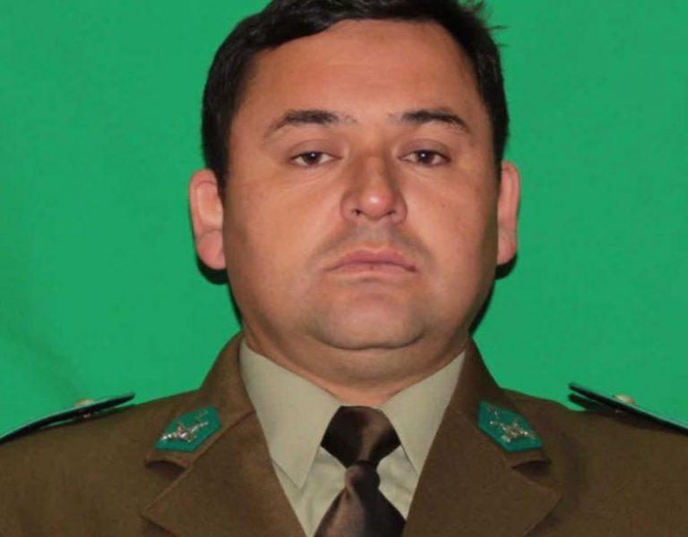 Sargento de carabineros murió asesinado de un disparo en Collipulli