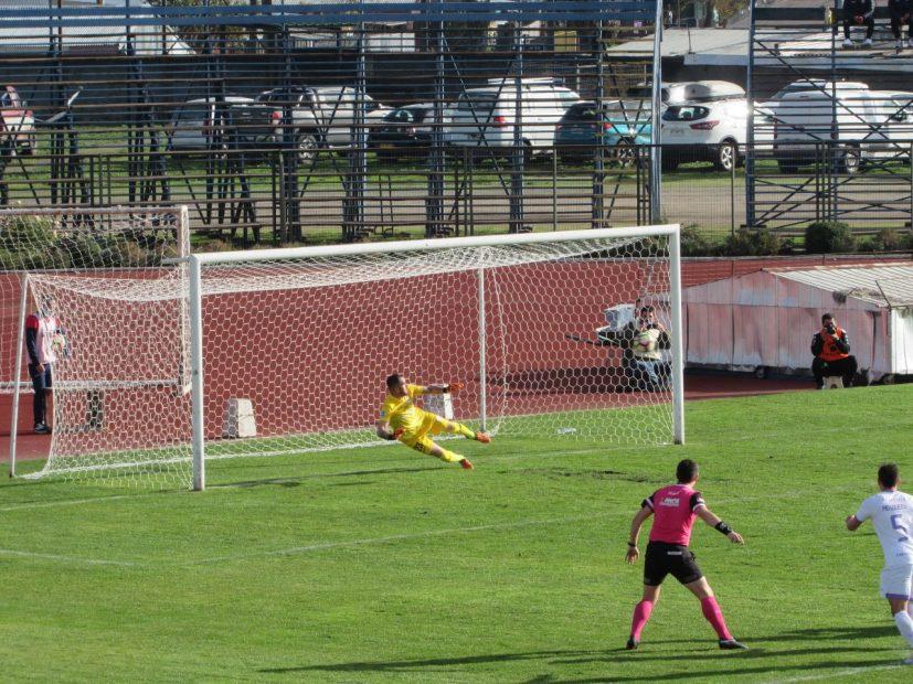 Iberia golea a Deportes Concepción en primer partido en casa.
