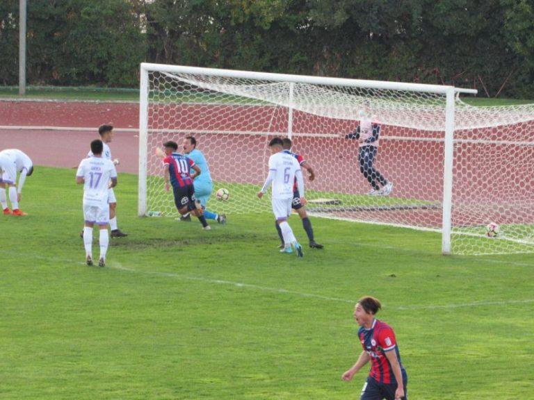 Iberia golea a Deportes Concepción por 4-2 en primer partido en casa