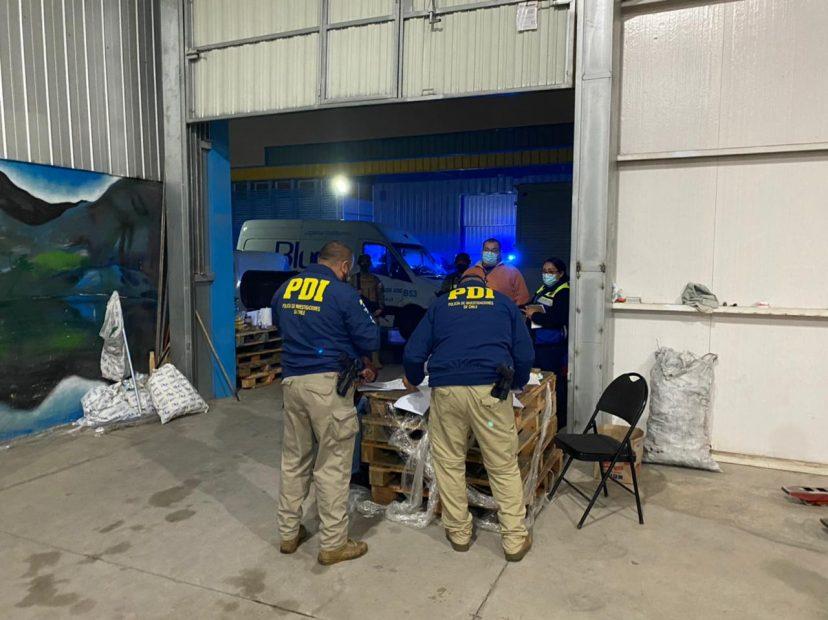 PDI detuvo a 19 personas en dos asados en la comuna de Los Ángeles.