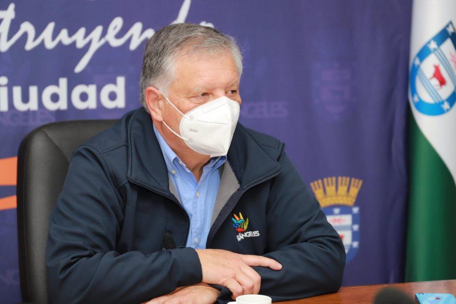 alcalde Esteban Krause Salazar