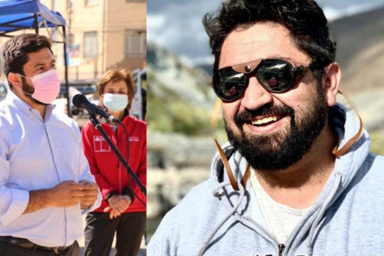 Hermano gemelo del alcalde de Talcahuano en riesgo vital por Covid