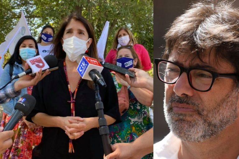 Paula Narváez: «Daniel Jadue se asustó»