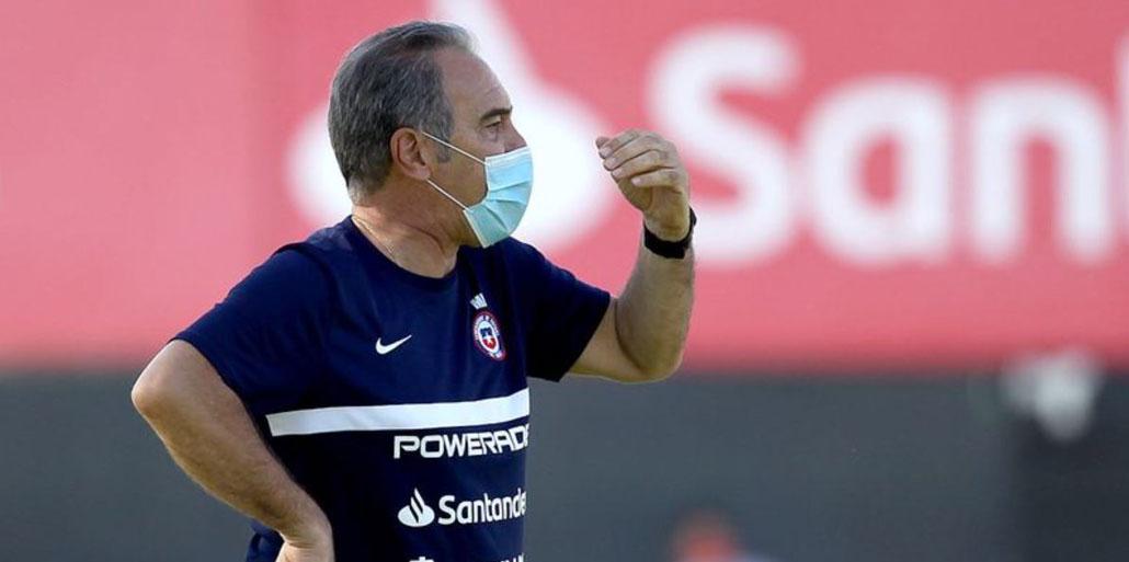 Contra Argentina y de visita: Lasarte ya tiene fecha y hora para su debut oficial al mando de La Roja