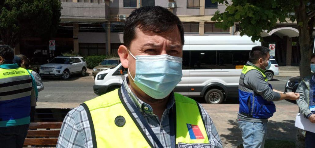 El Seremi de Salud, Héctor Muñoz confirmó que Los Ángeles seguirá en cuarentena pese a baja de casos.