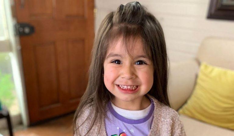 Todos con Maite: familia debe juntar 150 millones para costear el tratamiento de su hija