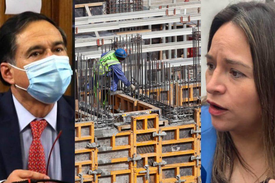 alza en los materiales de la construcción colusión de precios