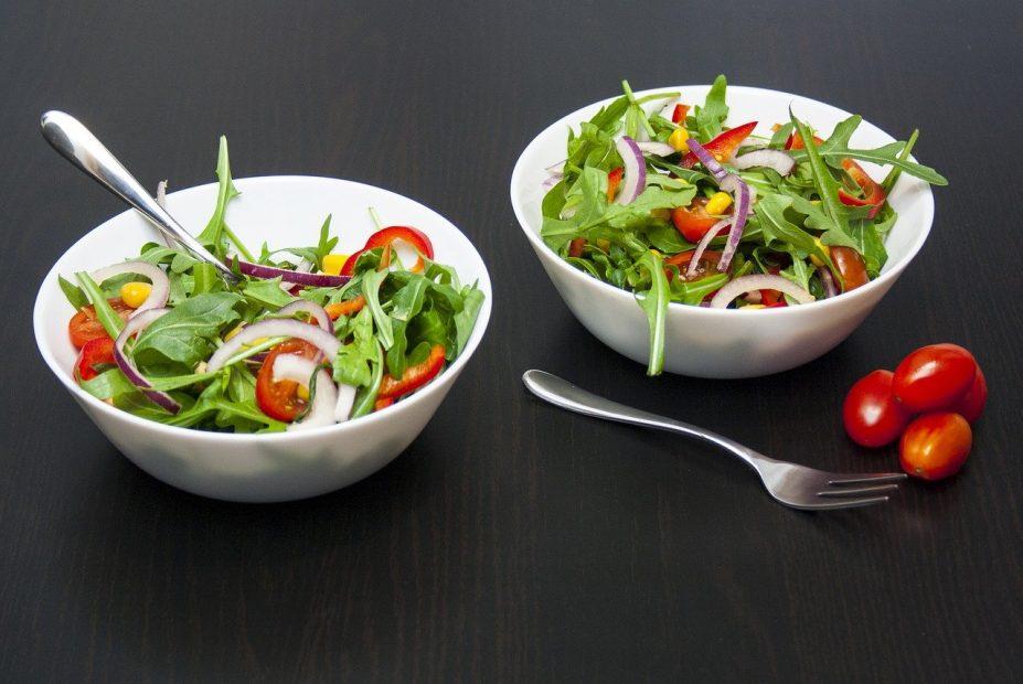 Menú vegano a Junaeb comida saludable