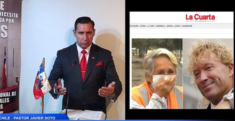 Impío e hipócrita: Pastor Soto arremetió contra Farkas por ayudar a una abuela de 82 años