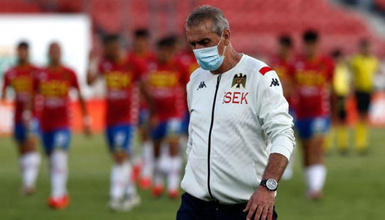 Se va el primero: Jorge Pellicer fue despedido de Unión Española por malos resultados