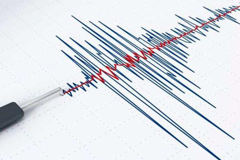 Fuerte sismo de 6,7º afecta al océano chileno
