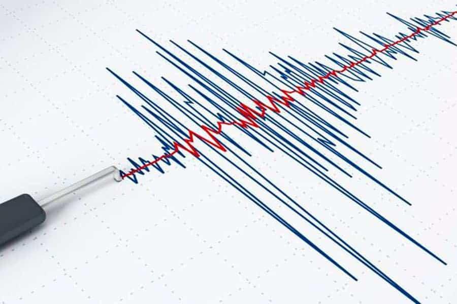 Un sismo afectó al océano chileno chile los vilos tsunami