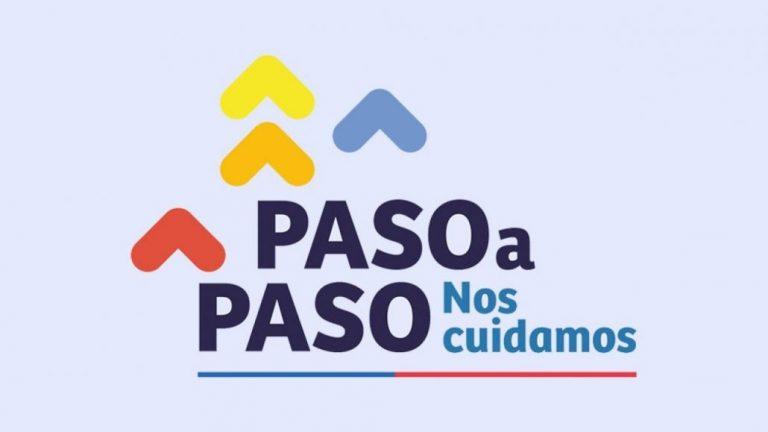 Revisa las comunas que tendrán cambios en el Paso a Paso