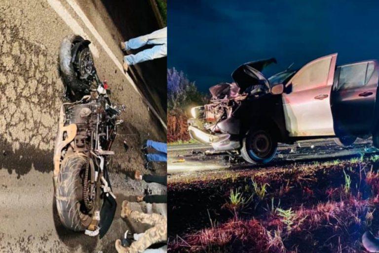 Un muerto y tres heridos deja colisión en Collipulli