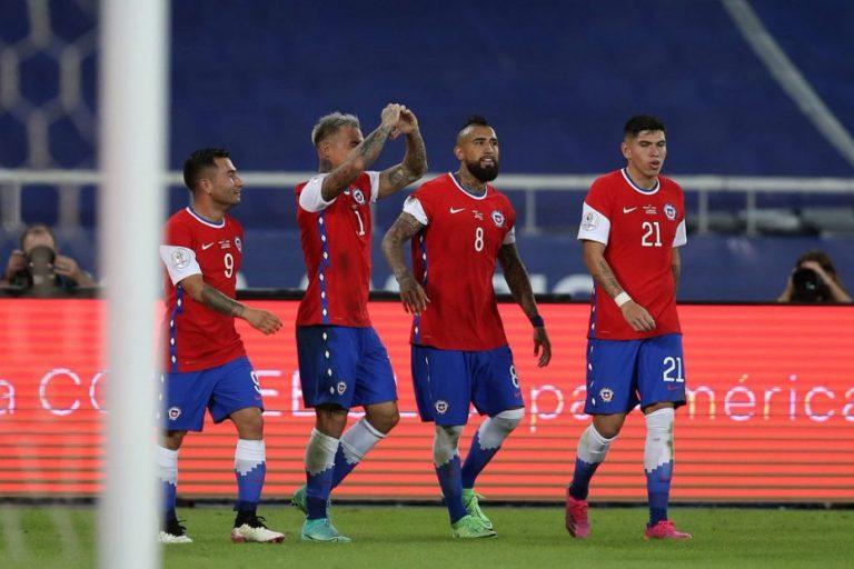 Nuevamente Chile y Argentina empatan en primer partido en Copa América