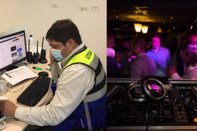 Fono Denuncia Covid-19 ha dejado 1.930 sumarios en el Biobío