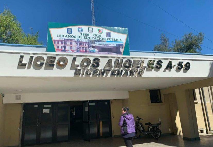 Funcionaria del Liceo Bicentenario gana millonaria demanda tras accidente laboral