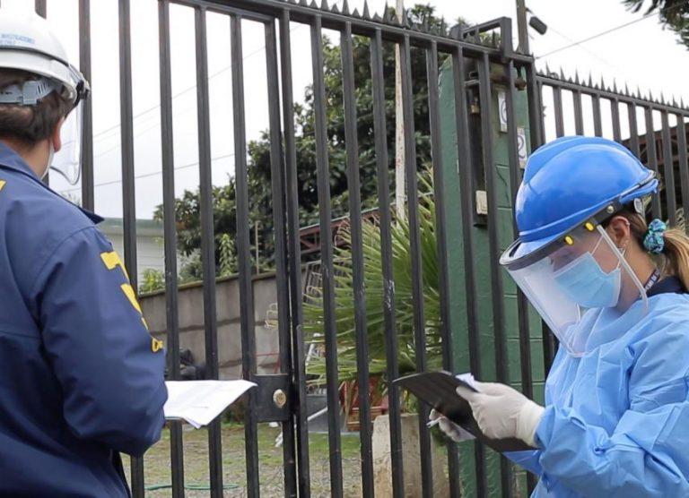 Los Ángeles baja de los 400 casos y consolida mejora frente al Covid