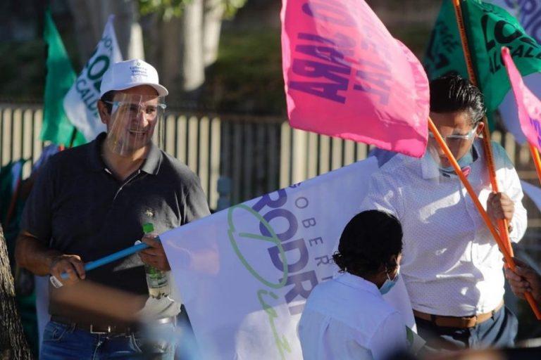 Rodrigo Díaz es electo como el primer Gobernador Regional del Biobío
