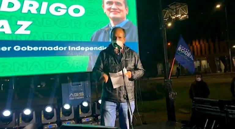 Rodrigo Díaz Worner: «Hoy comienza el fin del centralismo en Chile»