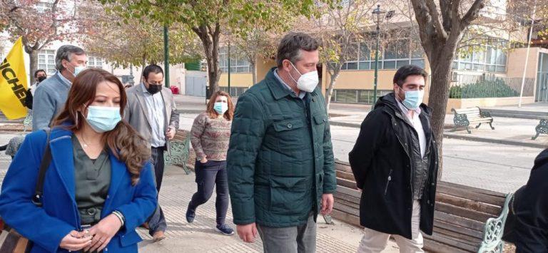 Sebastián Sichel acusa a Desbordes de querer generar «fricción artificial»