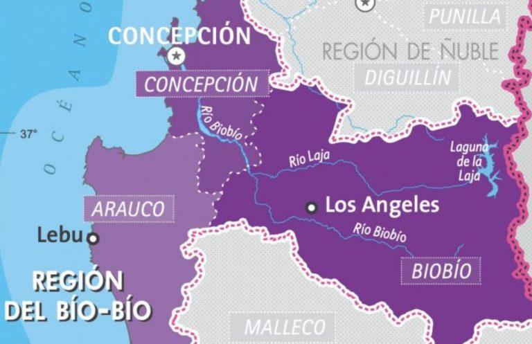 Domingo 20 de junio: Reporte de casos por comunas en el Biobío