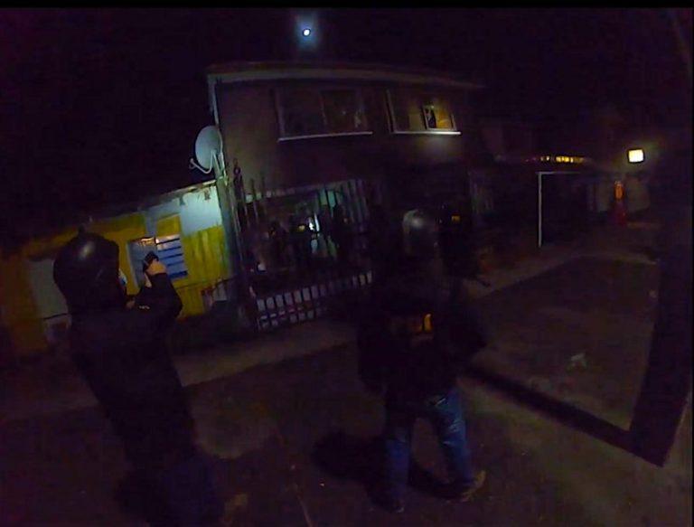 PDI desarticula banda criminal de tráfico de drogas en Hualpén