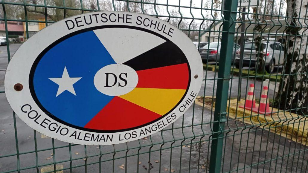 brote en el kinder colegio aleman