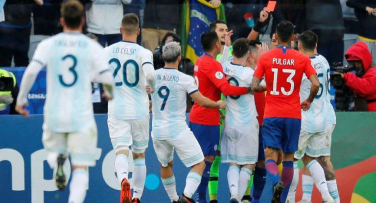 Sin el contagiado Vidal: a qué hora juegan y todos los detalles del Chile-Argentina