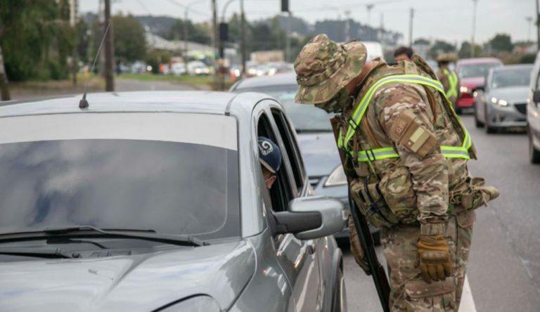 Suspenderán cordón sanitario de Los Ángeles: militares deben resguardar elecciones