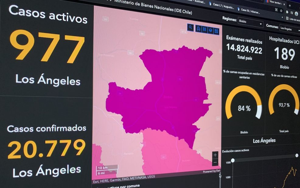 por qué no decretaron cuarentena para Los Angeles