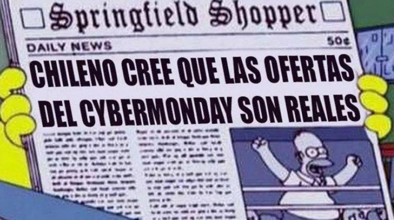 «Inflados como Carter» y el famoso helado Tritón: los mejores memes del CyberDay 2021