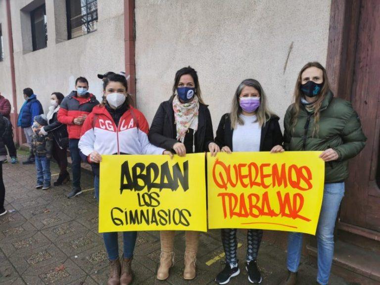 Deportistas de Los Ángeles presentan petitorio para retomar actividades