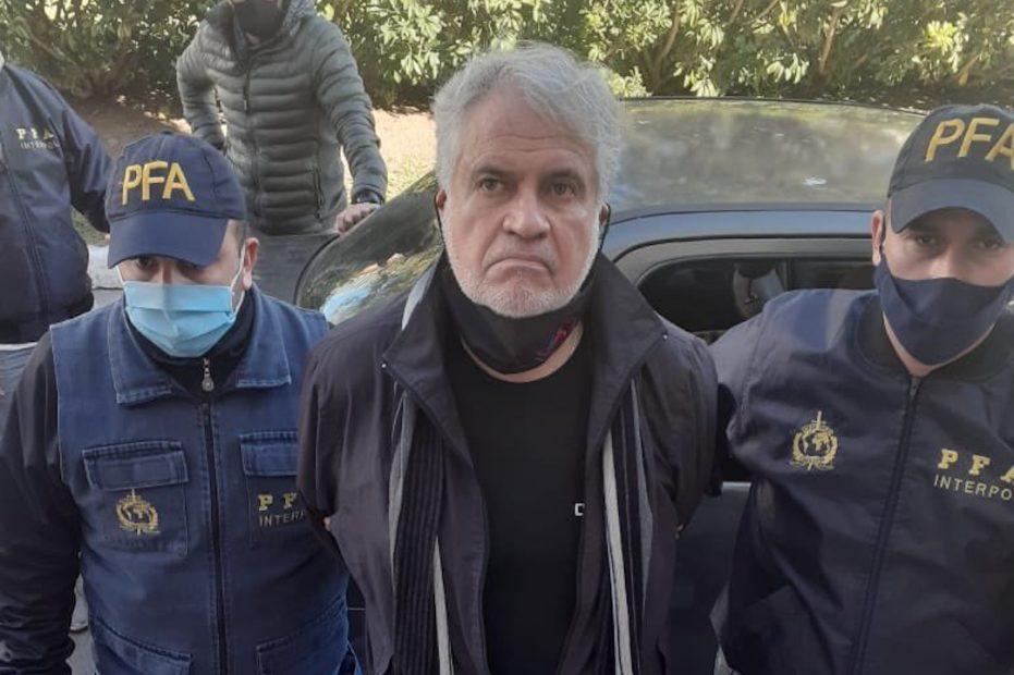 interpol argentina captura a Walter Klug